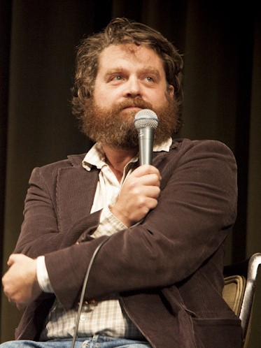 "Zach Galifianakis to interview Adventist leaders for ""Is This Thing On?"" Q&A"