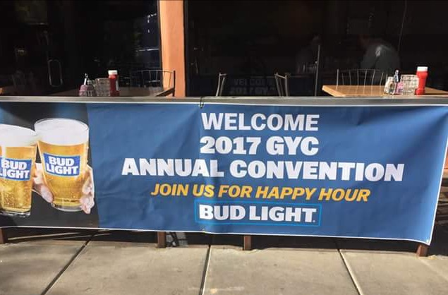 Beer place admits to 'slight miscalculation' after advertising to GYC crowd