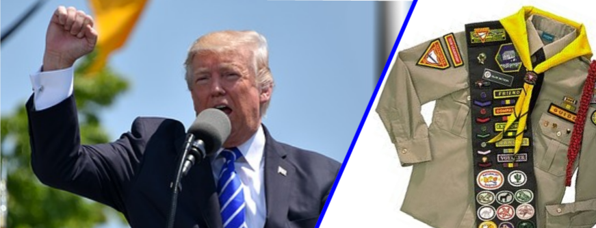 Trump selects Pathfinder uniforms for Space Force