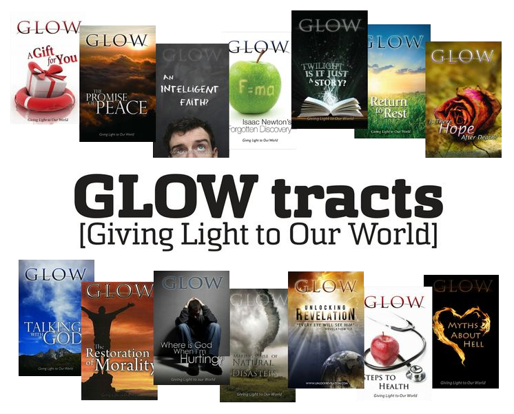 Glow-In-The-Dark GLOW Tracts Launched