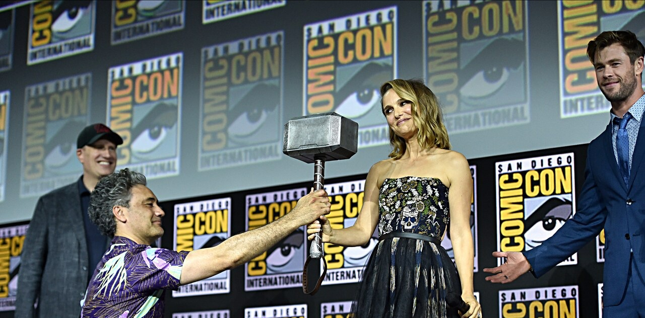 GC: Natalie Portman Can Be Commissioned But Not Ordained As New Thor