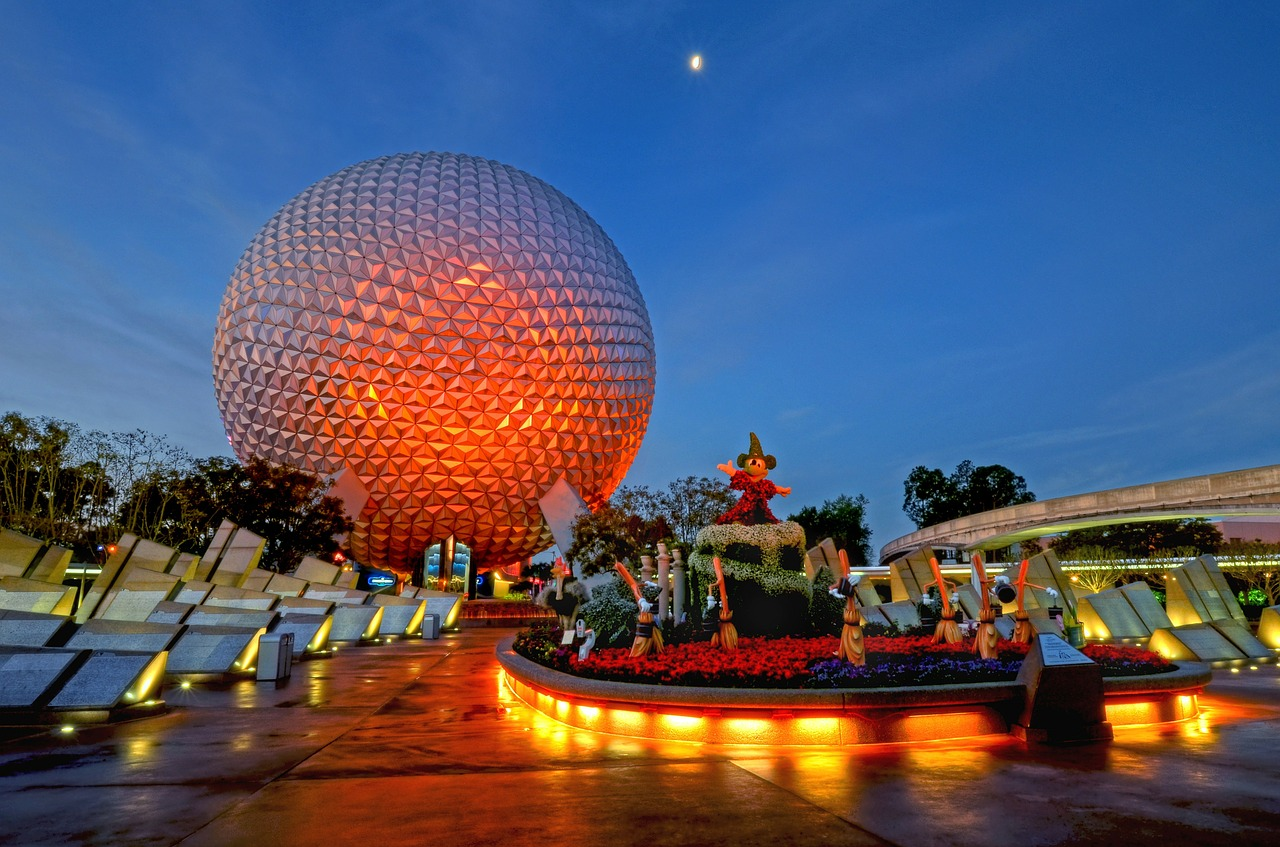 Epcot Center Visits Now Count As Overseas Mission