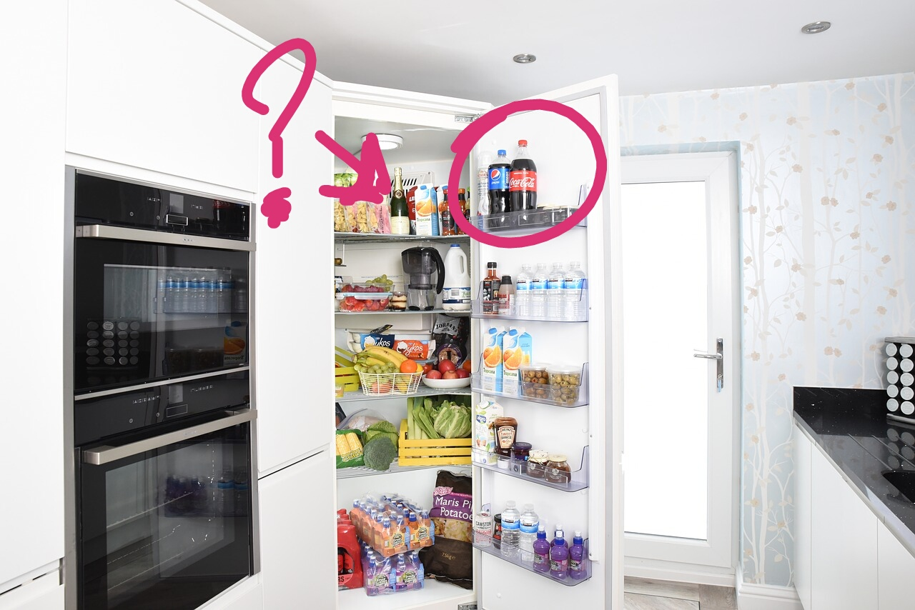 Smart Fridge Reports Adventists That Store Banned Products