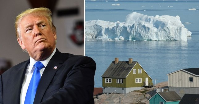 Trump Tasks Maranatha Volunteers With Developing Greenland