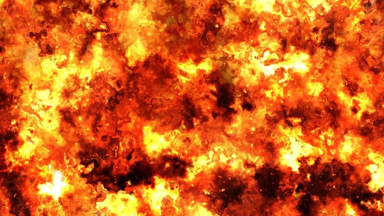 Decision To Leave Burning Adventist Building Requires Quorum