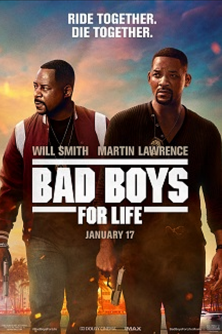 Bad Boys Spinoff To Feature Will Smith As Badventist