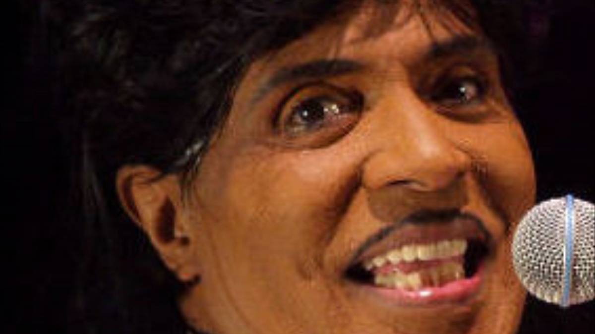Little Richard Song Service Scheduled For Next Sabbath