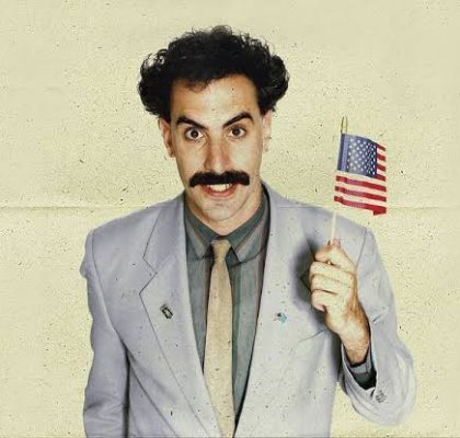 Borat To Remain Fully Clothed For 3ABN Special Music