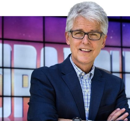 Dwight Nelson Takes Over As 'Jeopardy!' Host