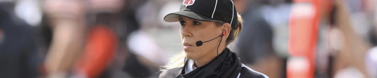 GC: Sarah Thomas Commissioned, Not Ordained To Officiate Super Bowl
