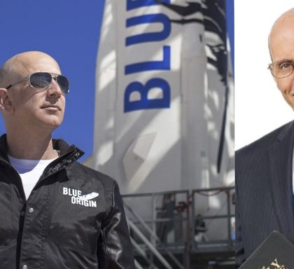 "Blue Origin Flight: Doug Batchelor To Join Jeff Bezos / Present ""Amazing Space Facts"""