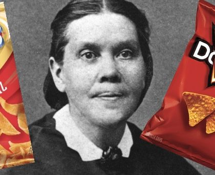 SCANDAL: Researcher Discovers EGW Favored Doritos Over Fritos In Haystacks