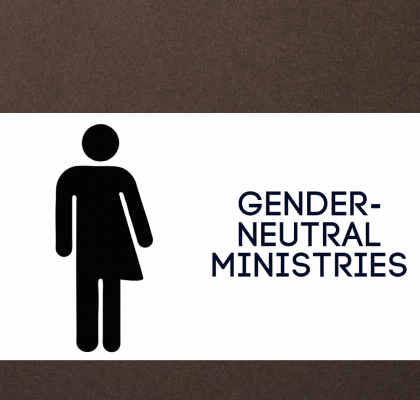 Gender-Neutral Ministries Dept Replaces Women's/Men's Ministries In Swedish Union