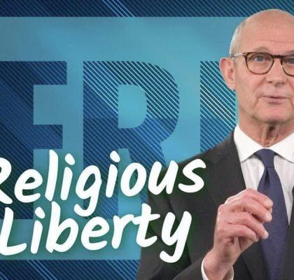 GC Religious Liberty Department Flags Lack Of Religious Liberty at GC