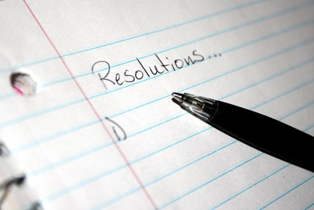 Slide Show: 10 resolutions Adventists probably won't keep