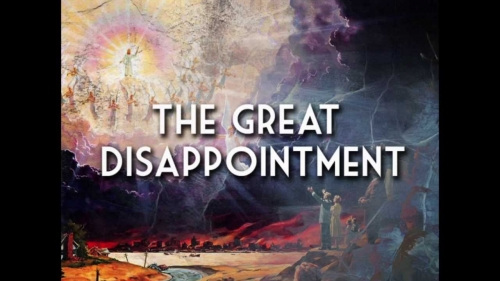 Slide Show: 15 greatest disappointments of Adventists